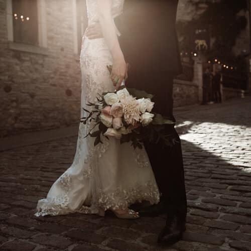 Auberge+Saint+Gabriel+Old+Montreal+Wedding+Florist