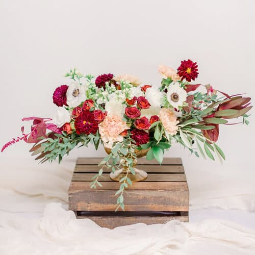 fall+wedding+centerpiece+montreal