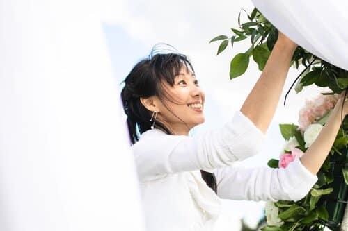 montreal wedding florist planner caryn lim