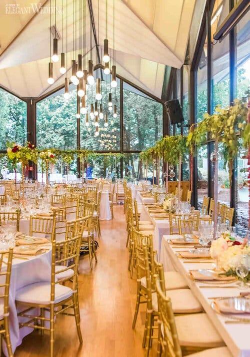 la toundra wedding rentals and florist
