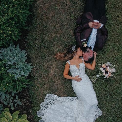 garden+forest+wedding+auberge+des+gallant