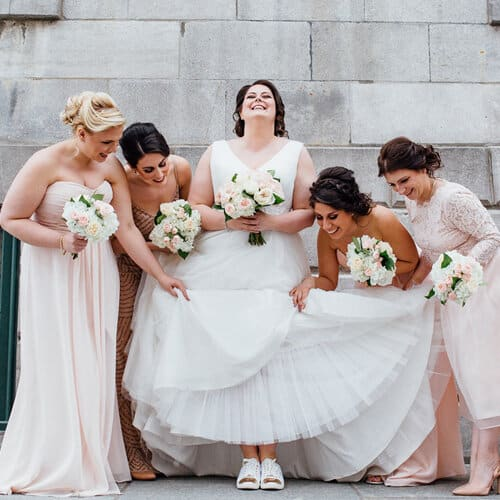pink+white+wedding+flowers+bouquets+centerpieces+hotel+nelligan+old+montreal+EDC_5373