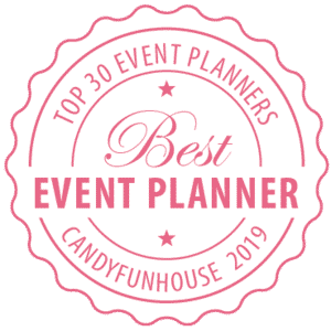 top 30 event planners