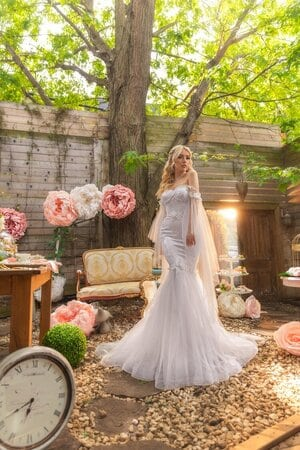 alice in wonderland wedding inspiration styled shoot montreal