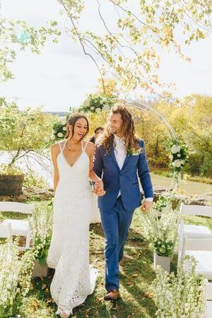 montreal garden wedding floral designer