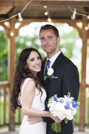 l'oasis de l'ile montreal wedding flowers bridal bouquet