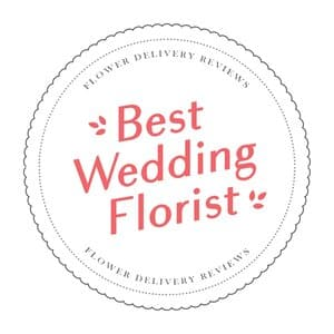 best wedding florist delivery reviews