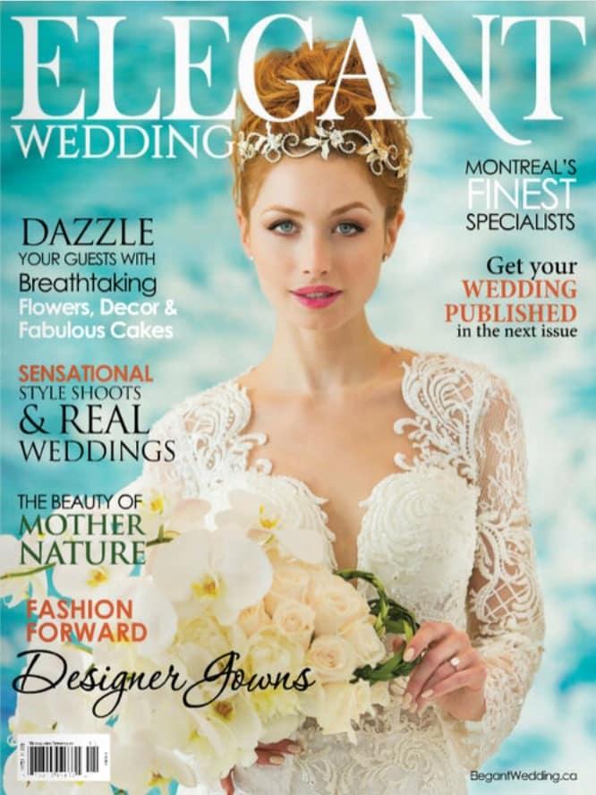 Elegant+Wedding+Magazine+Feature