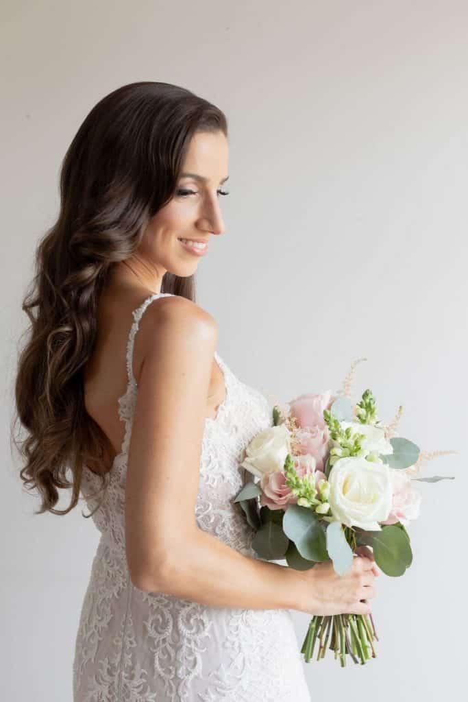 bridal+bouquet+blush+white+inspiration