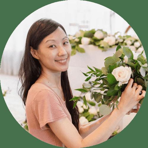 floral design course educator