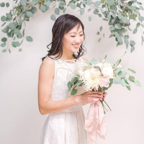 montreal wedding floral designer caryn lim
