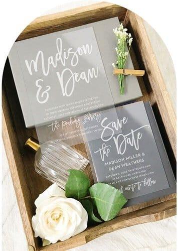 wedding invitations stationery checklist